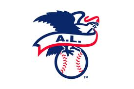 MLB American League Logo