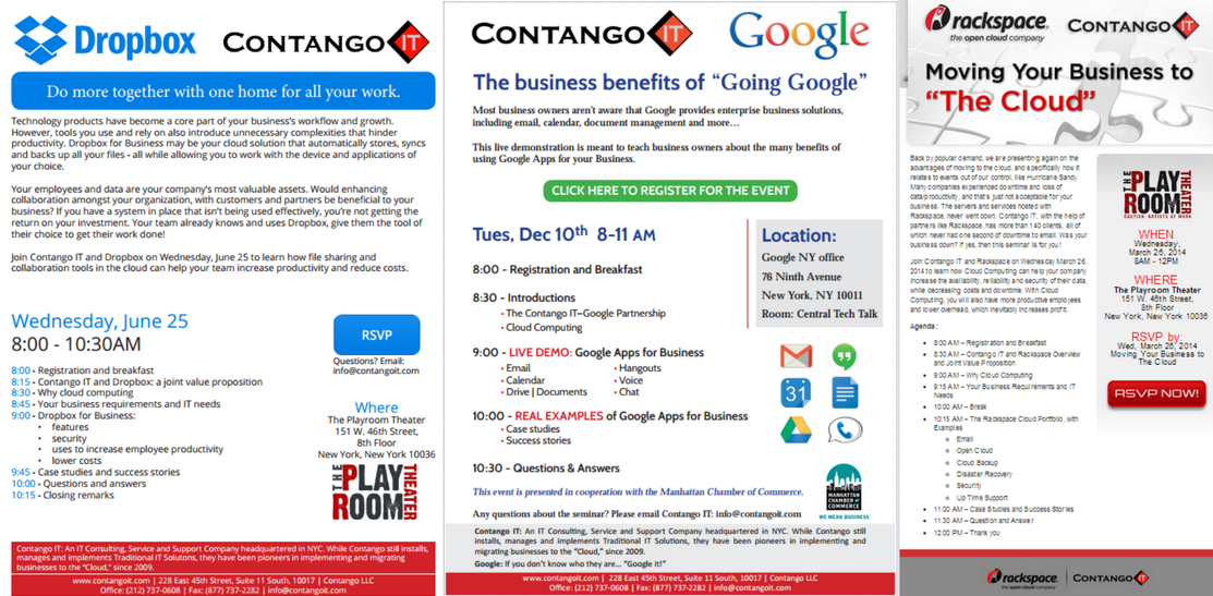 Contango IT Strategic Partnerships