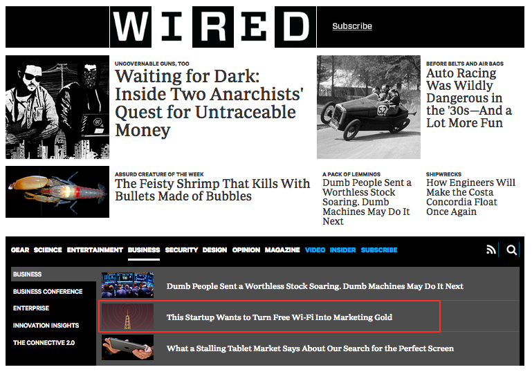 SocialSign.in on WIRED.com on July 11, 2014