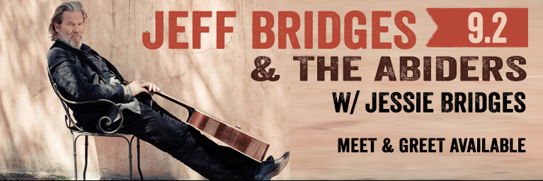 Jeff Bridges City Winery