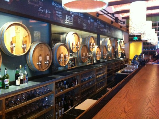 City Winery Wine on Tap