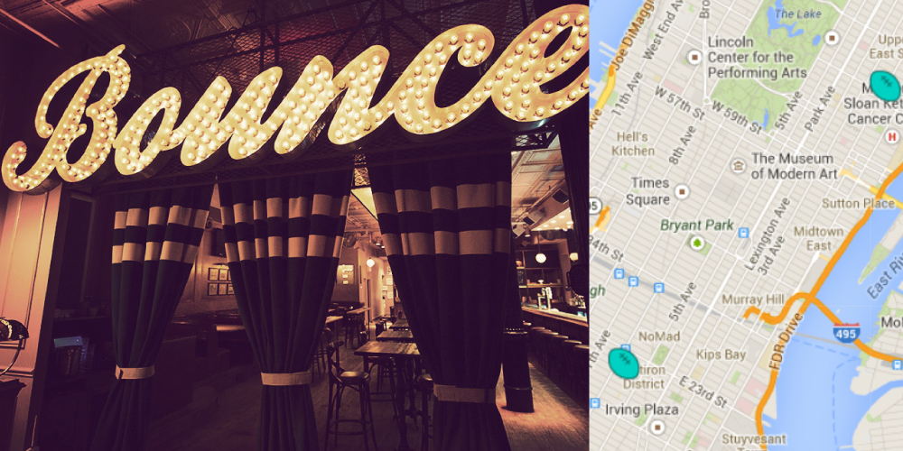 Bounce Sporting Club NYC