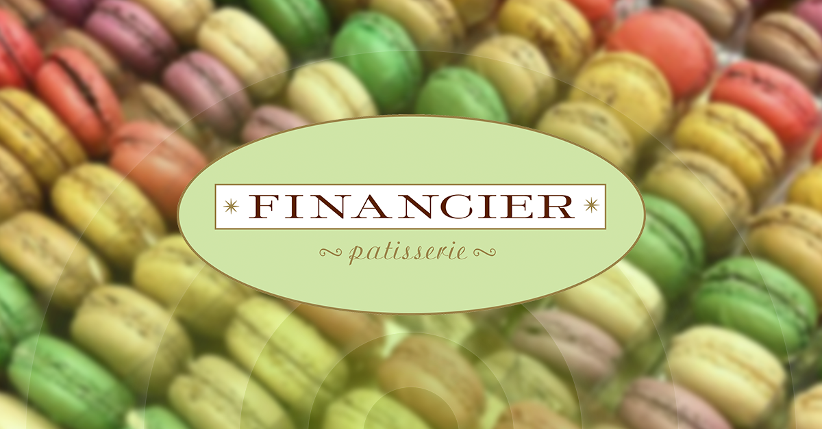 Financier Patisserie SocialSign.in Spotlight