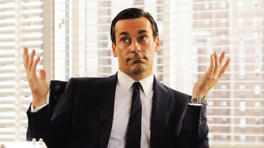 Don Draper Marketing Mad Men