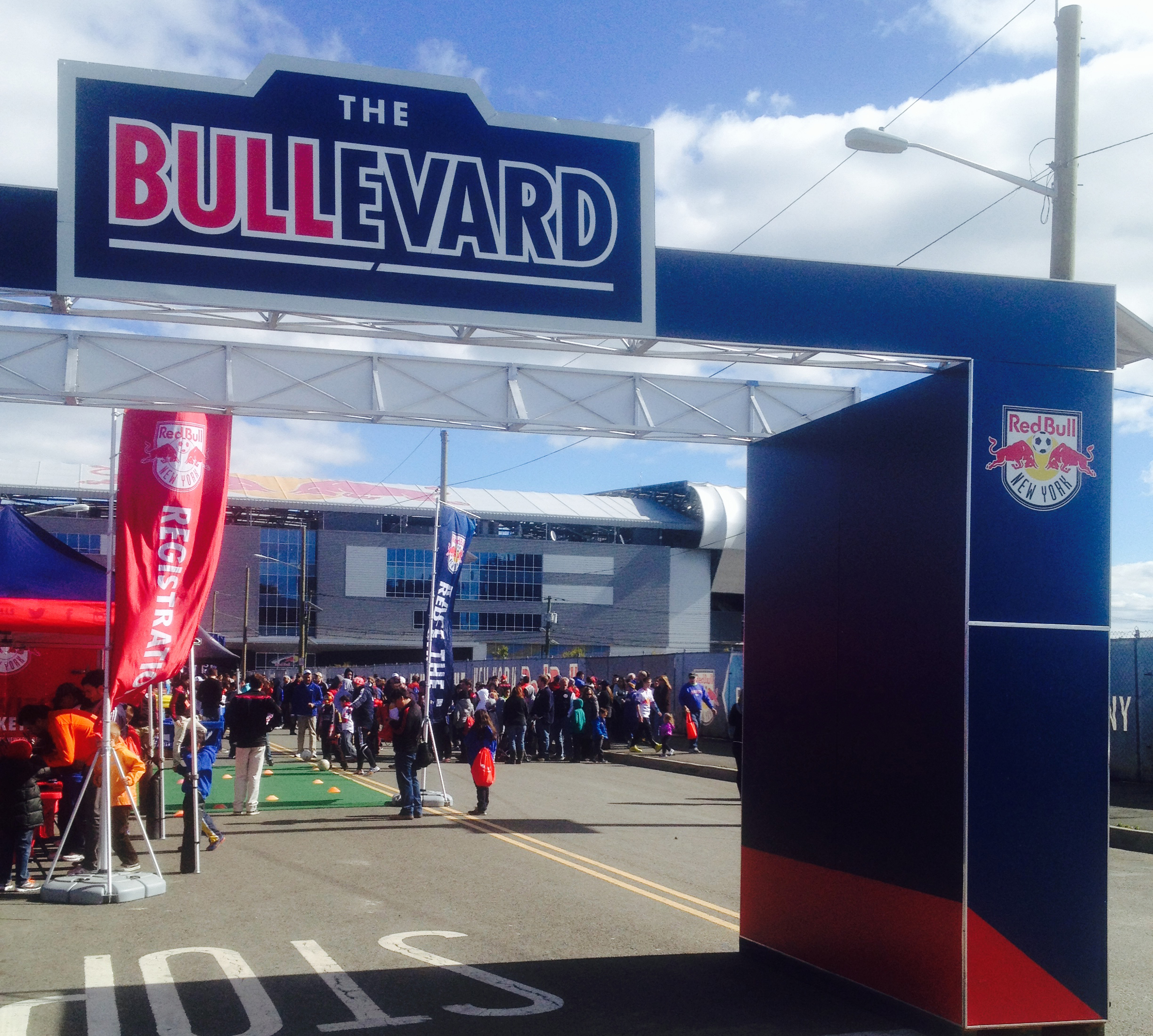 Bullevard New York Red Bulls