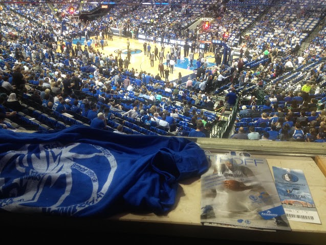 Dallas Mavericks Fan Engagement and free WiFi